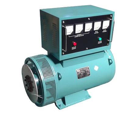 产品性能优良,本系列发电机采用电抗移相式自励恒压装置无需任何电压