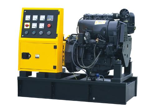 道依茨风冷75kw柴油发电机组-50hz